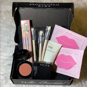 Body Charm Box With 5 products